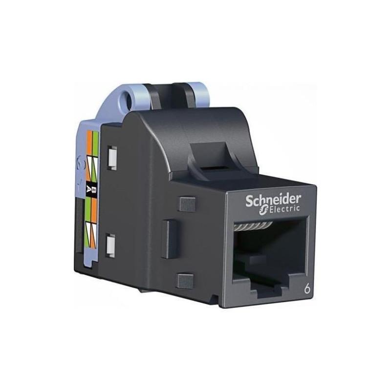 Schneider electric kompiuterinio lizdo RJ45 Cat5E modulis VDIB17716U01