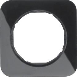 Berker R.1 juodas vienvietis rėmelis