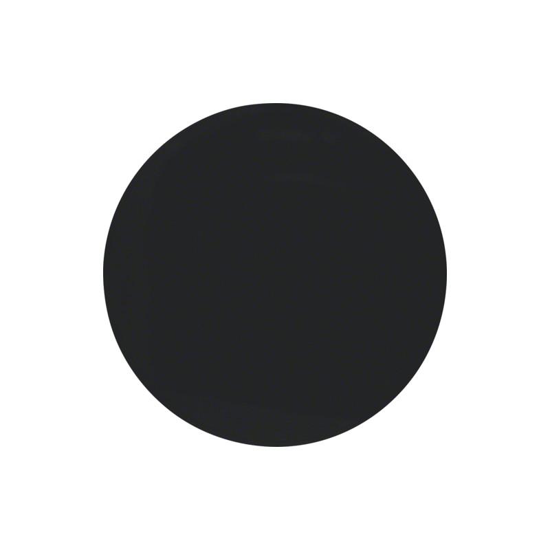 Berker R.1 viengubas juodas jungiklio klavišas