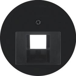 Berker R.1 kompiuterinio tinklo lizdo dangtelis.