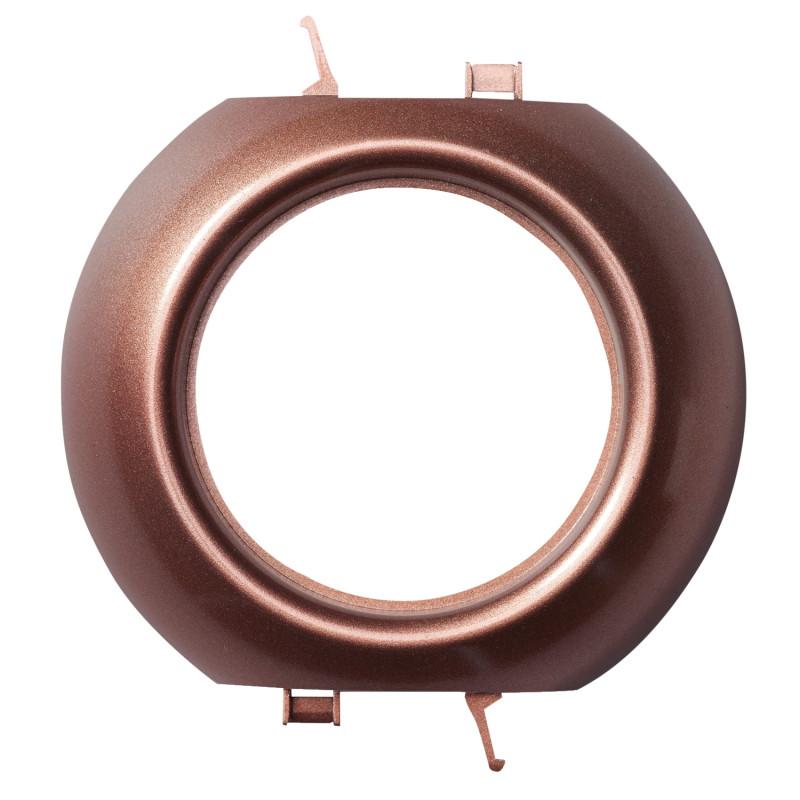 Schneider Electric Renova vidinis elektros jungiklių rėmelis vario spalvos