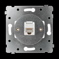 OBZOR VECTIS elektros jungiklių serijos kompiuterinis RJ45 Cat6 lizdas