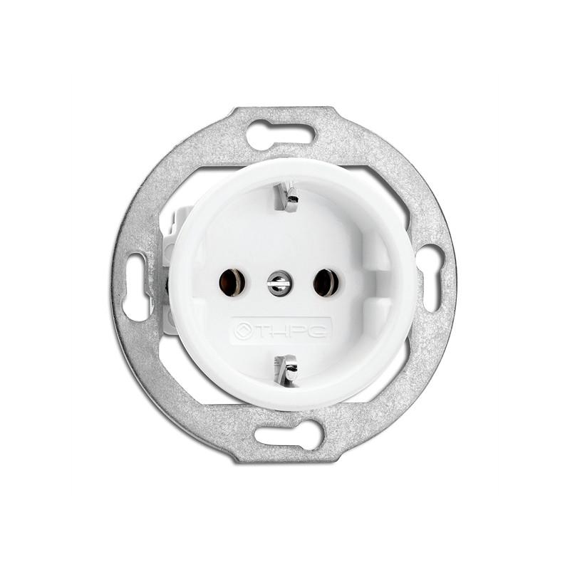 THPG porceliano elektros kištukinis lizdas - rozetė