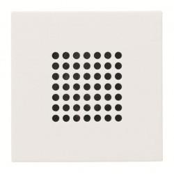 ABB Niessen Zenit durų skambutis baltas