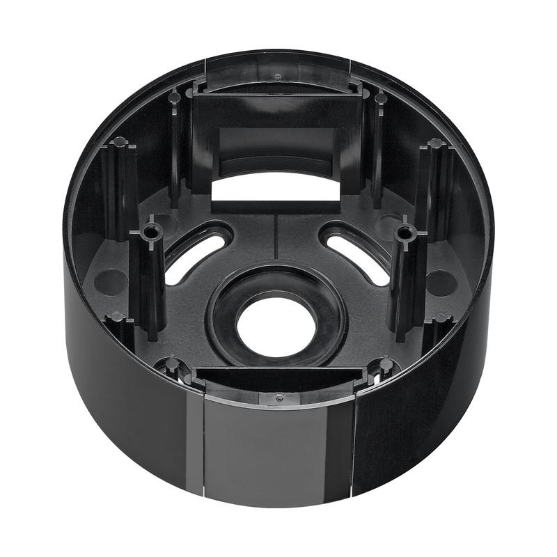 Gira studio virštinkinė montavimo dėžutė jungikliui rozetei juoda