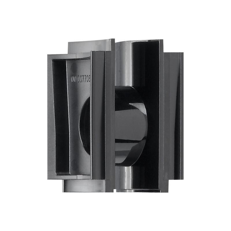 Gira studio virštinkinės montavimo dėžutės jungikliui juoda jungtis