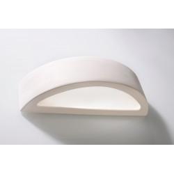 Sieninis keraminis šviestuvas ATENA - 2 - 18,23€