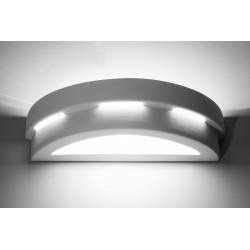 Sieninis keraminis šviestuvas HELIOS - 3 - 18,46€