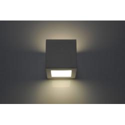 Sieninis keraminis šviestuvas LEO - 3 - 19,94€