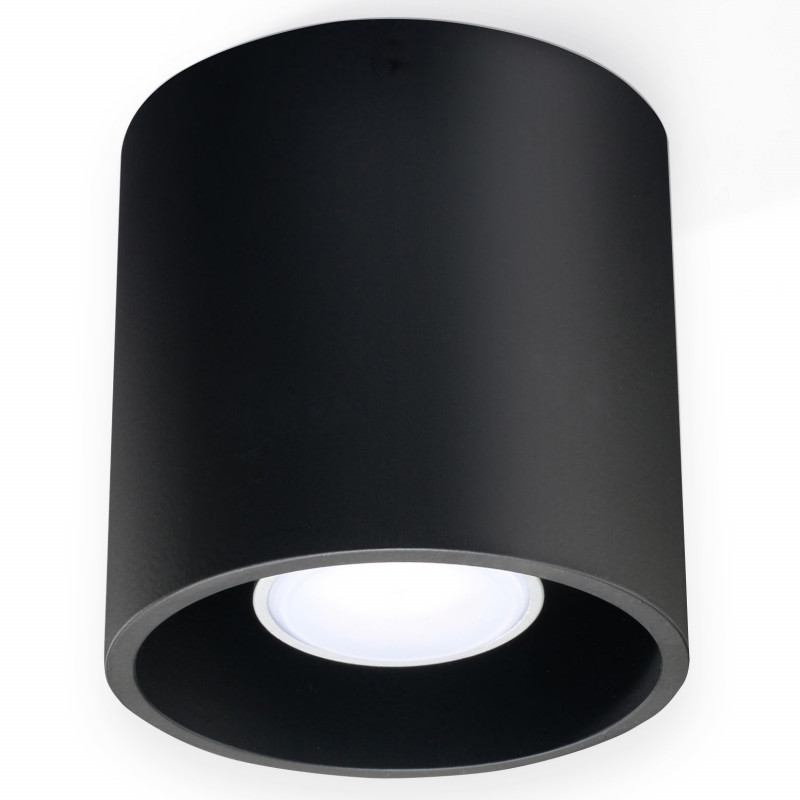 Plafonas ORBIS 1 juodas - 1 - 23,06€