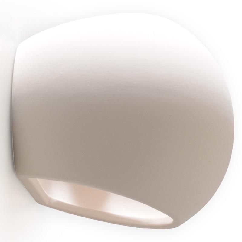 Sieninis keraminis šviestuvas GLOBE - 1 - 15,96€