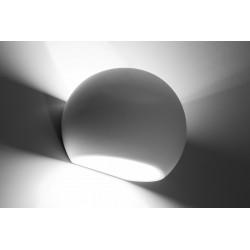 Sieninis keraminis šviestuvas GLOBE - 3 - 15,96€