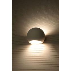 Sieninis keraminis šviestuvas GLOBE - 4 - 15,96€