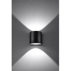 Sieninis šviestuvas ORBIS 1 juodas - 3 - 24,62€