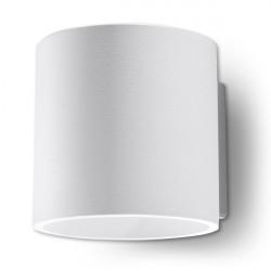 Sieninis šviestuvas ORBIS 1 baltas - 1 - 24,62€