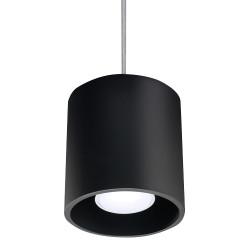 Pakabinamas šviestuvas ORBIS 1 juodas - 1 - 29,19€