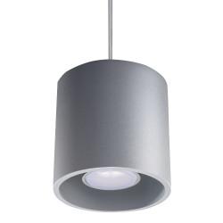 Pakabinamas šviestuvas ORBIS 1 pilkas - 1 - 29,19€
