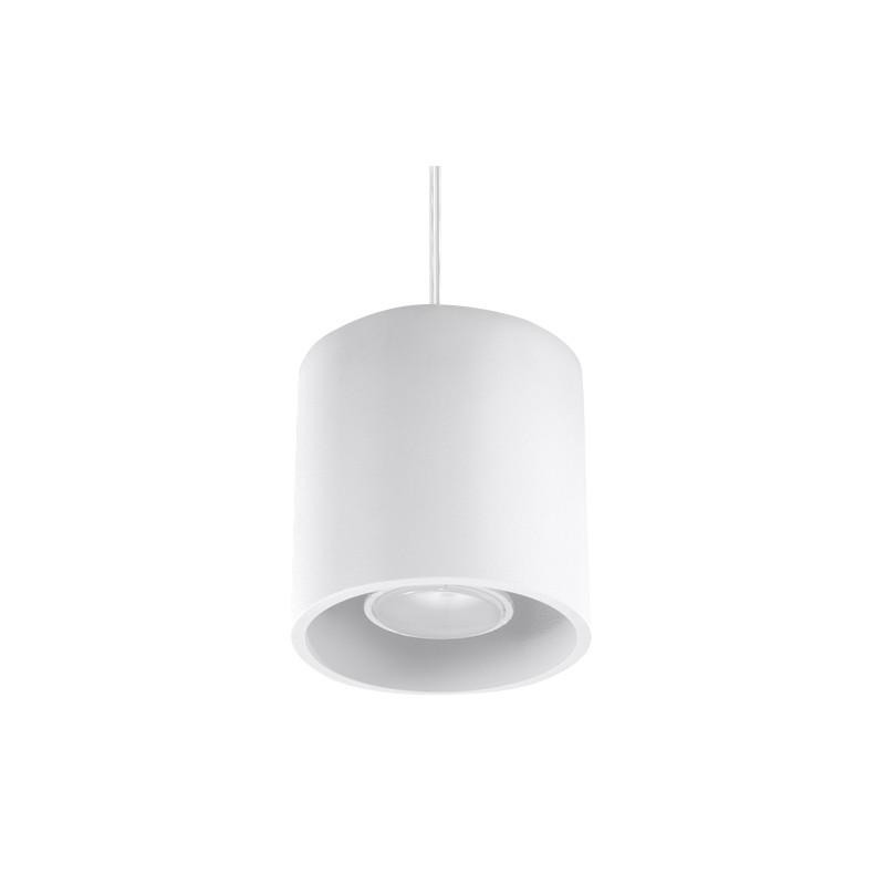 Pakabinamas šviestuvas ORBIS 1 baltas - 1 - 29,19€