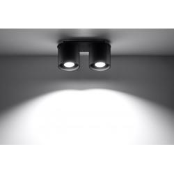 Plafonas ORBIS 2 juodas - 3 - 51,98€