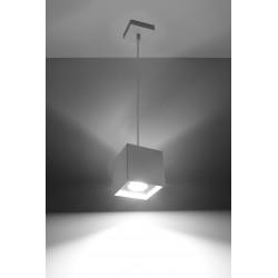 Pakabinamas šviestuvas QUAD 1 baltas - 3 - 30,73€