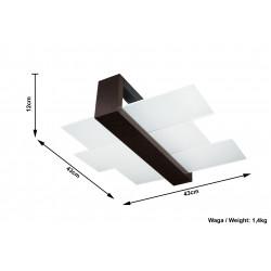 Plafonas FENIKS 2 venge - 5 - 45,30€
