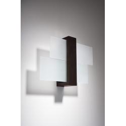 Sieninis šviestuvas FENIKS 1 venge - 2 - 35,76€