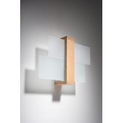 Sieninis šviestuvas FENIKS 1 - 2 - 35,76€