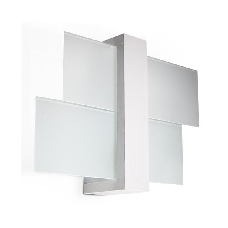 Sieninis šviestuvas FENIKS 1 baltas - 1 - 35,76€