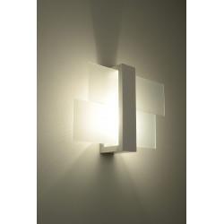 Sieninis šviestuvas FENIKS 1 baltas - 3 - 35,76€
