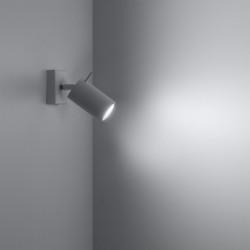 Sieninis šviestuvas RING baltas - 3 - 19,05€