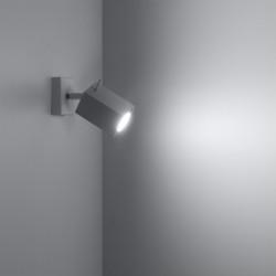 Sieninis šviestuvas MERIDA baltas - 3 - 21,42€