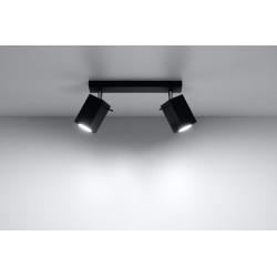 Plafonas MERIDA 2 juodas - 3 - 38,84€