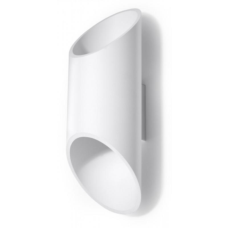 Sieninis šviestuvas PENNE 30 baltas - 1 - 45,22€