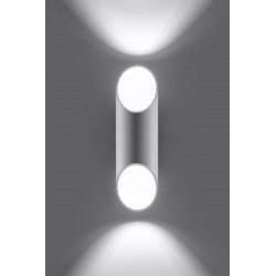 Sieninis šviestuvas PENNE 30 baltas - 3 - 45,22€