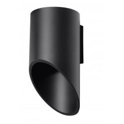 Sieninis šviestuvas PENNE 20 juodas - 1 - 34,65€