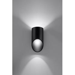 Sieninis šviestuvas PENNE 20 juodas - 3 - 34,65€