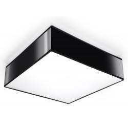 Plafonas HORUS 35 juodas - 1 - 58,66€