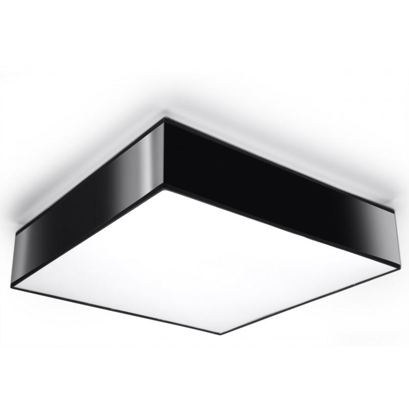 Plafonas HORUS 45 juodas - 1 - 73,33€