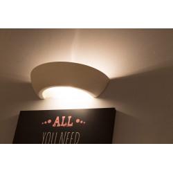 Sieninis keraminis šviestuvas OSKAR - 4 - 19,76€