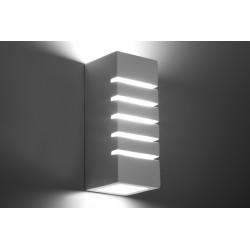 Sieninis keraminis šviestuvas SAMIR - 4 - 24,94€