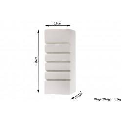 Sieninis keraminis šviestuvas SAMIR - 5 - 24,94€