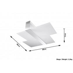 Plafonas MASSIMO - 5 - 84,72€