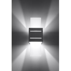 Sieninis šviestuvas LORETO pilkas - 4 - 32,32€