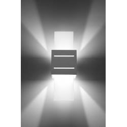 Sieninis šviestuvas LORETO baltas - 4 - 32,32€