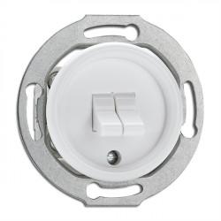 THPG svirtelinis duroplasto dvigubas jungiklis