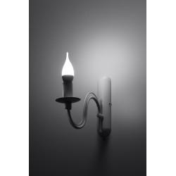 Sieninis šviestuvas MINERWA baltas - 3 - 23,82€