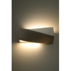 Sieninis keraminis šviestuvas SIGMA MINI - 3 - 21,56€