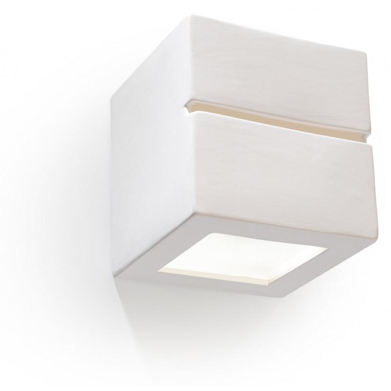 Sieninis keraminis šviestuvas LEO LINE - 1 - 21,99€