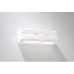 Sieninis keraminis šviestuvas VEGA LINE - 2 - 23,04€