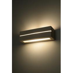 Sieninis keraminis šviestuvas VEGA LINE - 3 - 23,04€
